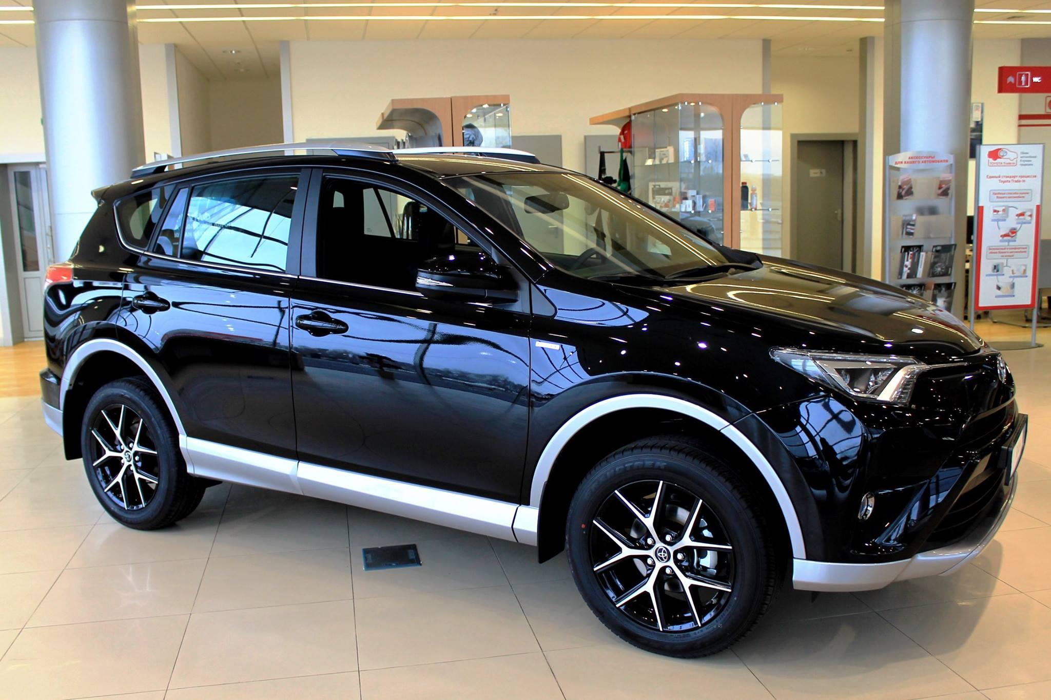 Toyota Rav 4 в наличии в Москве - купить Тойота Rav 4 ...