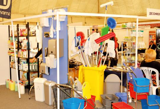 Материалы для утилизации медицинских отходов.  Дезинфицирующие и моющие средства, антисептики для рук.